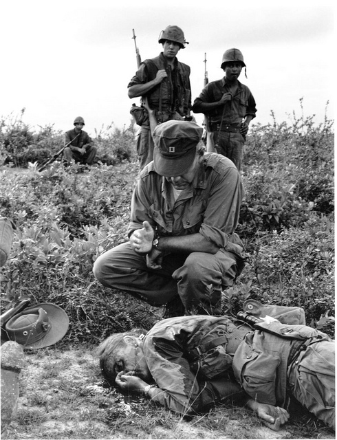"was the vietnam war really necessary Us involvement in the vietnam war: the tet offensive, 1968 in late january, 1968, during the lunar new year (or ""tet"") holiday, north vietnamese and communist viet cong forces launched a coordinated attack against a number of targets in south vietnamthe us and south vietnamese militaries sustained heavy losses before finally repelling."